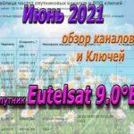 Eutelsat 9B, 9.0°E
